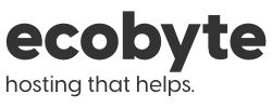 Ecobyte Official Wordmark