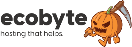 Ecobyte | Hosting that helps.